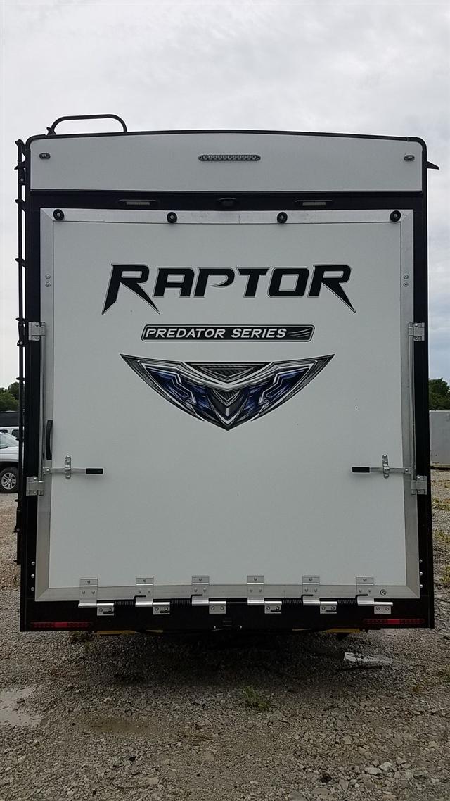 2019 Keystone Raptor Predator Series 3018P at Nishna Valley Cycle, Atlantic, IA 50022