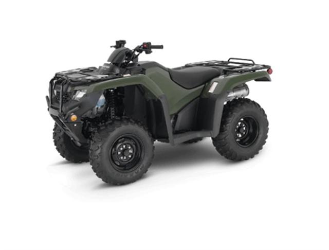2021 Honda FourTrax Rancher 4X4 at Wild West Motoplex