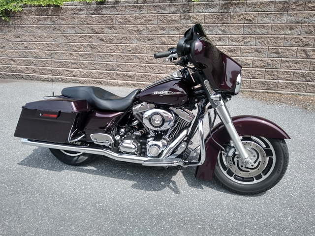 2007 Harley-Davidson Street Glide Base at M & S Harley-Davidson