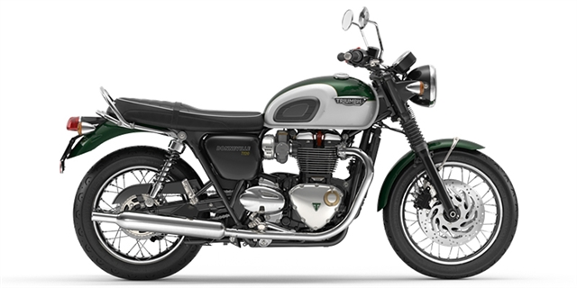 2018 Triumph Bonneville T120 Base at Stu's Motorcycles, Fort Myers, FL 33912