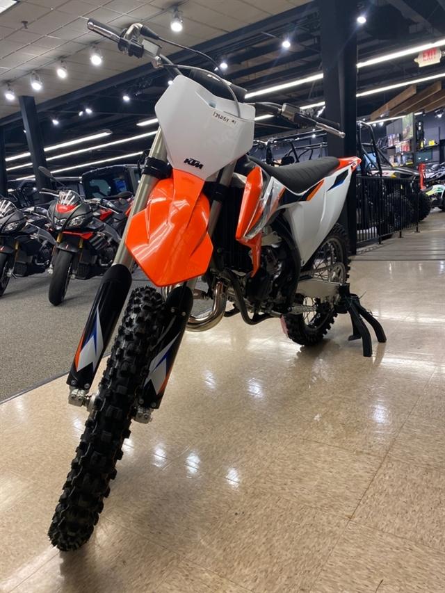 2022 KTM SX 125 at Sloans Motorcycle ATV, Murfreesboro, TN, 37129