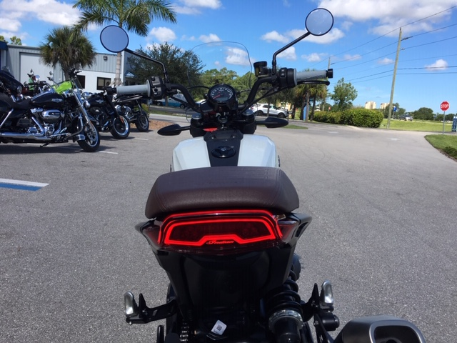 2019 Indian FTR 1200 Rally Package Base at Fort Myers
