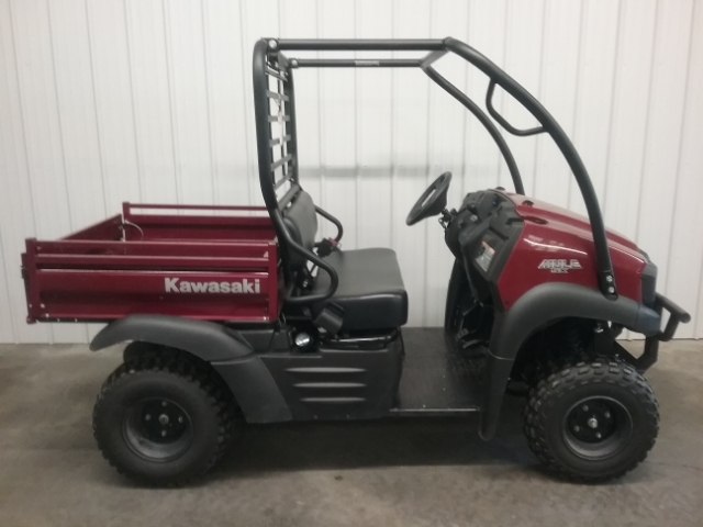 2018 Kawasaki Mule SX Base at Thornton's Motorcycle - Versailles, IN