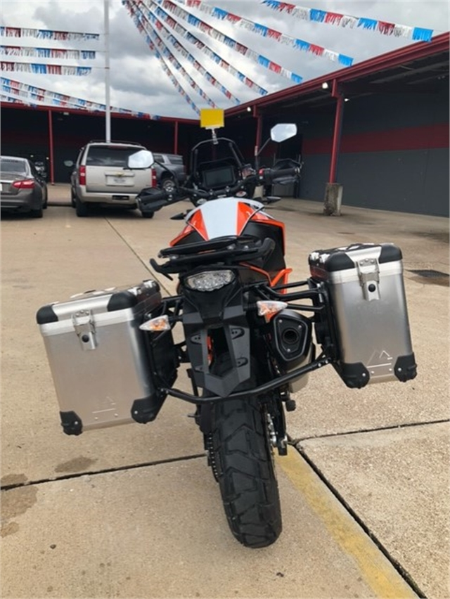 2019 KTM Super Adventure 1290 R at Wild West Motoplex