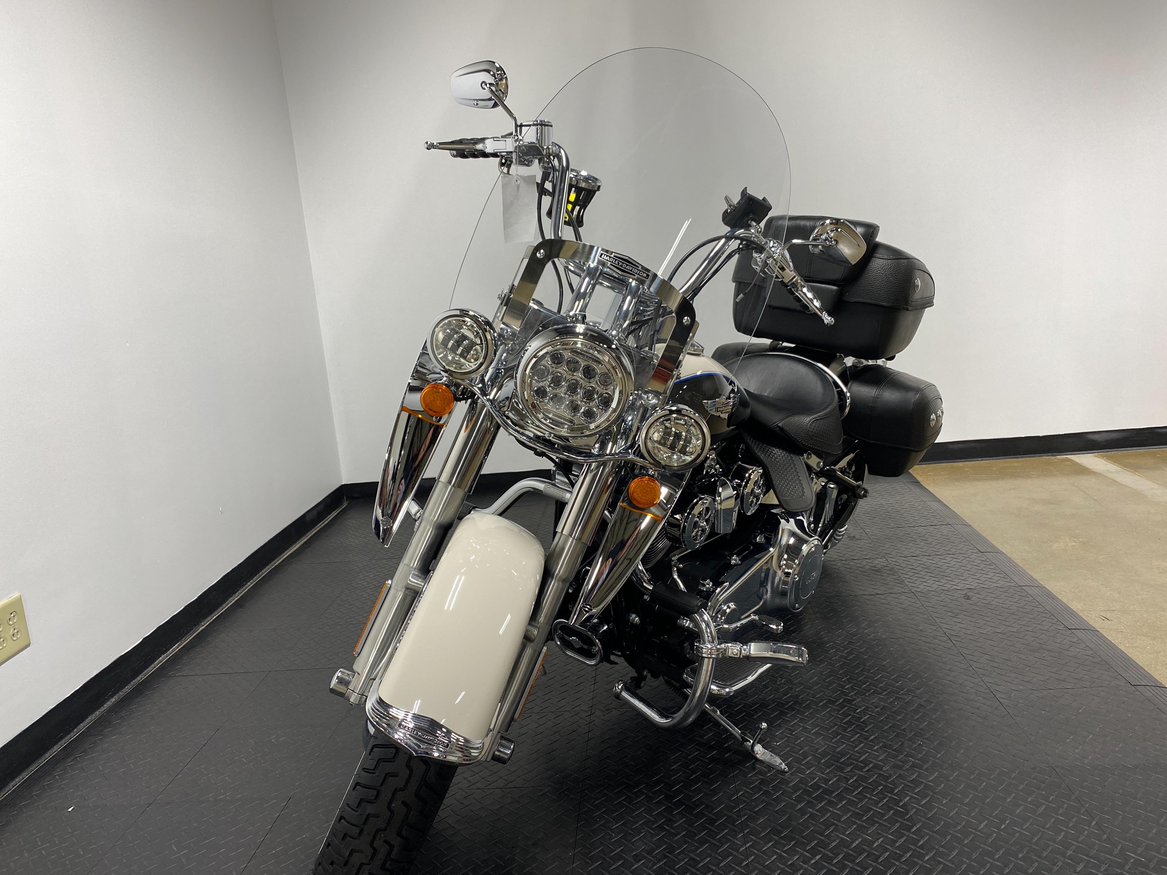 2013 Harley-Davidson FLSTN103 at Cannonball Harley-Davidson