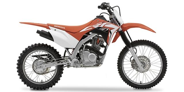 2020 Honda CRF 125F (Big Wheel) at Thornton's Motorcycle - Versailles, IN