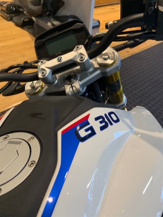 2020 BMW G 310 R at Frontline Eurosports