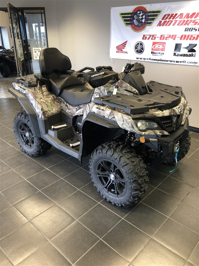 2019 CFMOTO CF800XC at Champion Motorsports, Roswell, NM 88201