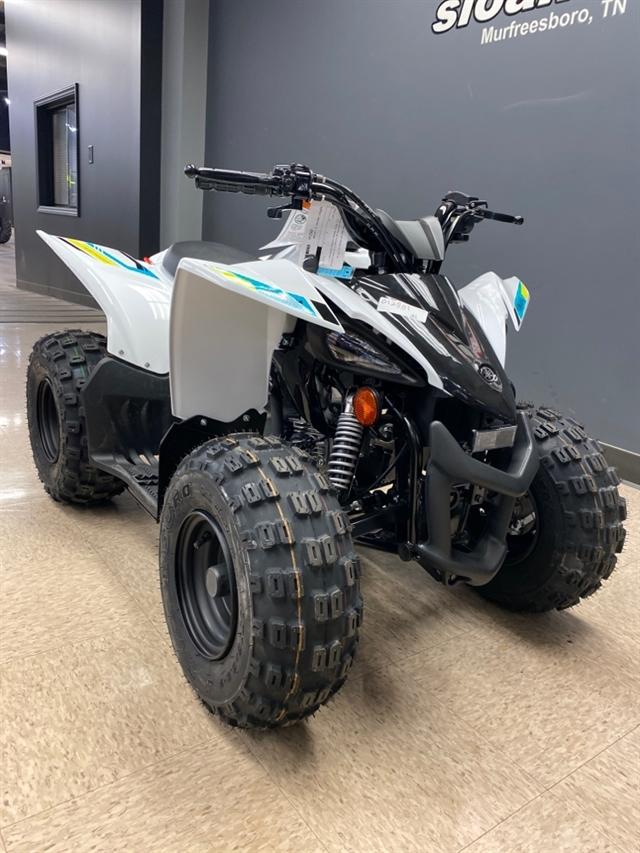 2021 Yamaha YFZ 50 at Sloans Motorcycle ATV, Murfreesboro, TN, 37129