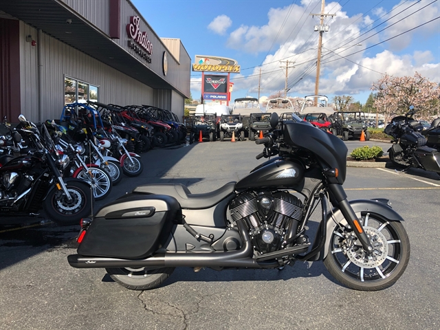 2019 Indian Chieftain Dark Horse® at Lynnwood Motoplex, Lynnwood, WA 98037