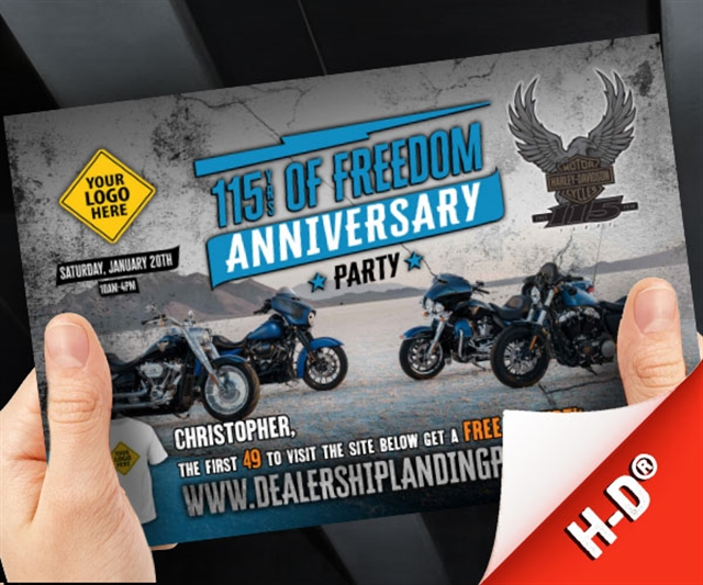 2019 Anytime 115 Years of Freedom Powersports at PSM Marketing - Peachtree City, GA 30269