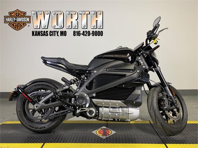 2020 Harley-Davidson Electric LiveWire at Worth Harley-Davidson