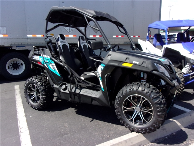 2018 CFMOTO ZFORCE 800 EPS Trail at Bobby J's Yamaha, Albuquerque, NM 87110