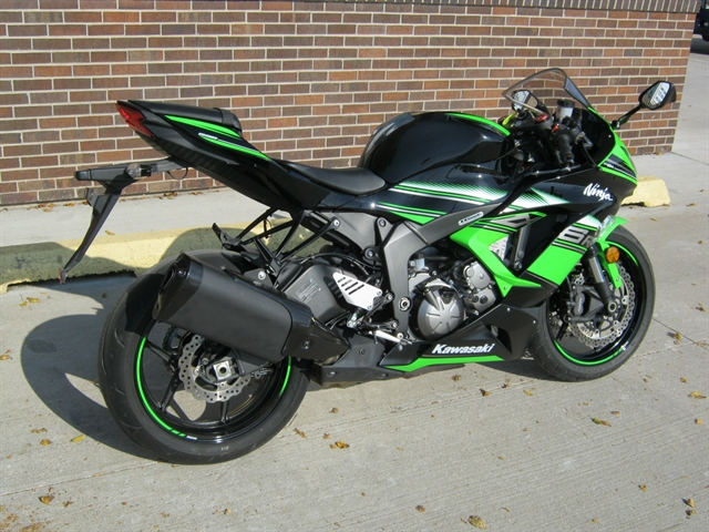 2017 Kawasaki ZX-6R Ninja 636 KRT at Brenny's Motorcycle Clinic, Bettendorf, IA 52722