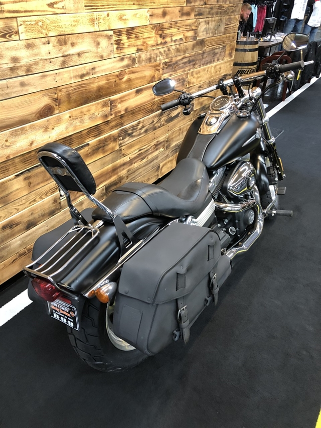 2012 Harley-Davidson Dyna Glide Fat Bob at Holeshot Harley-Davidson