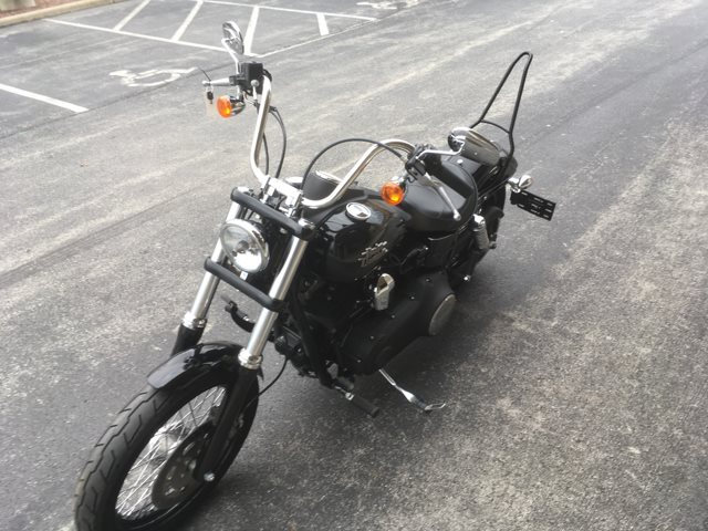 2014 Harley-Davidson Dyna Street Bob at Bluegrass Harley Davidson, Louisville, KY 40299