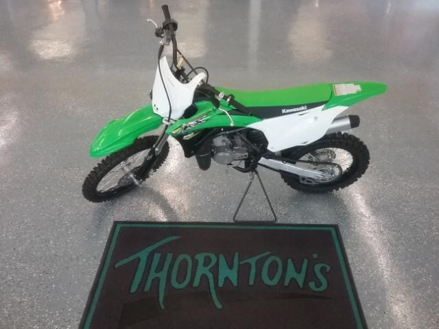 2018 Kawasaki KX 100 at Thornton's Motorcycle - Versailles, IN