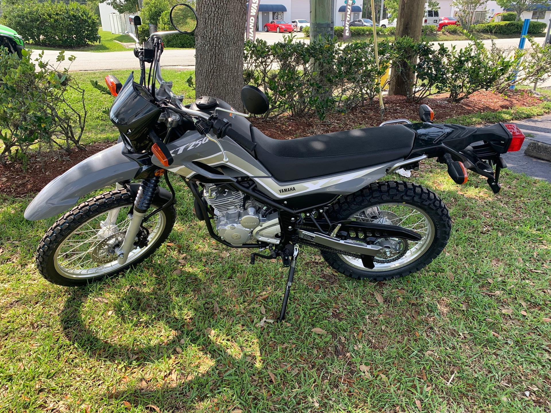 2021 Yamaha XT 250 at Powersports St. Augustine