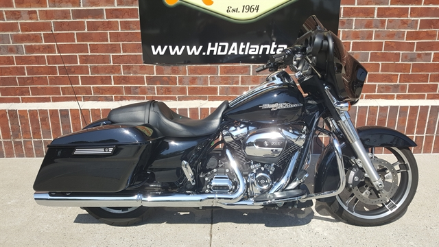 2018 Harley-Davidson Street Glide Base at Harley-Davidson® of Atlanta, Lithia Springs, GA 30122