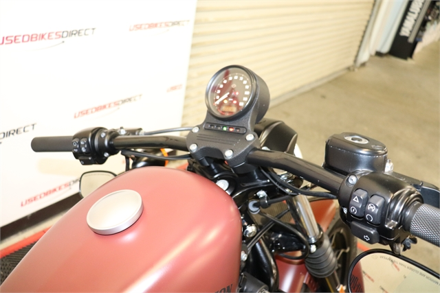2017 Harley-Davidson Sportster Iron 883 at Used Bikes Direct
