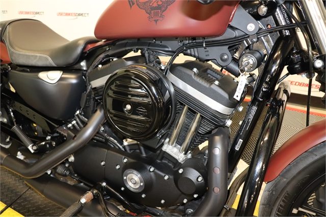 2017 Harley-Davidson Sportster Iron 883 at Used Bikes Direct