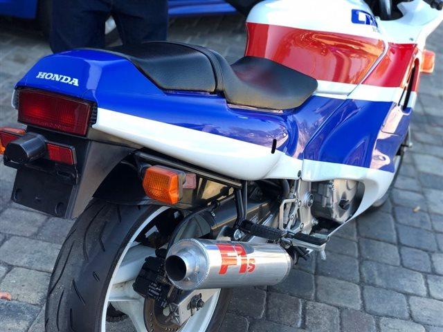 1989 Honda CBR600FK at Powersports St. Augustine