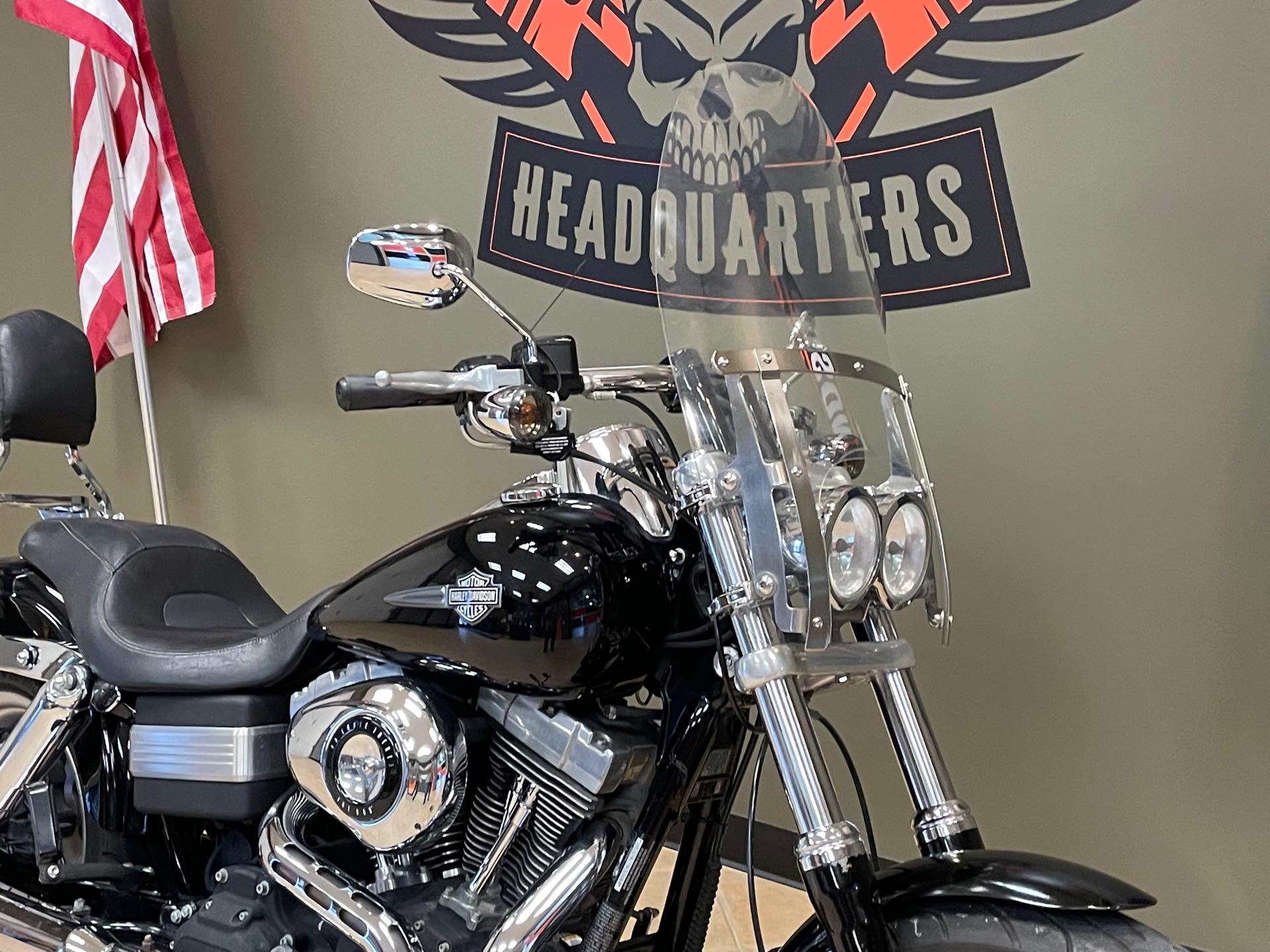 2009 Harley-Davidson Dyna Glide Fat Bob at Loess Hills Harley-Davidson