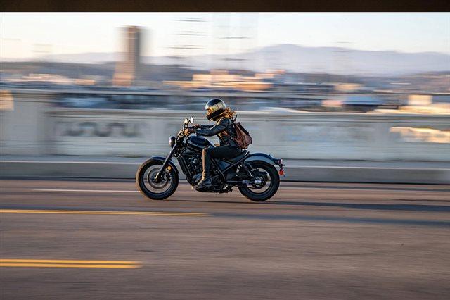 2021 Honda Rebel 1100 Base at Wild West Motoplex