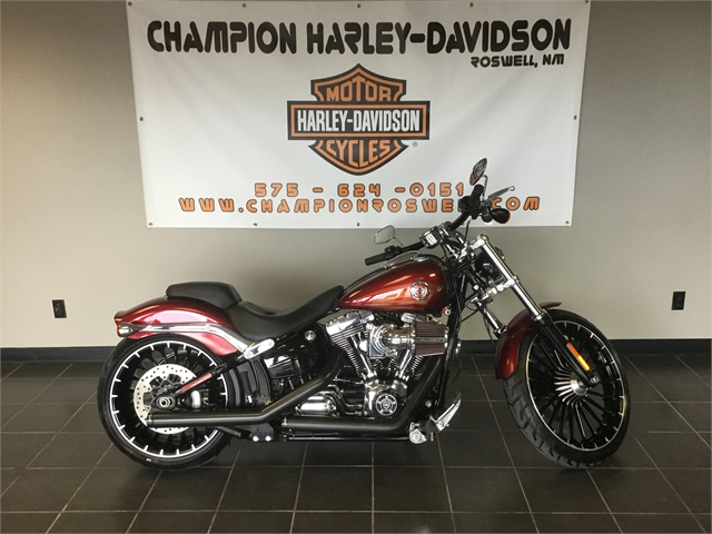 2017 Harley-Davidson Softail Breakout at Champion Harley-Davidson