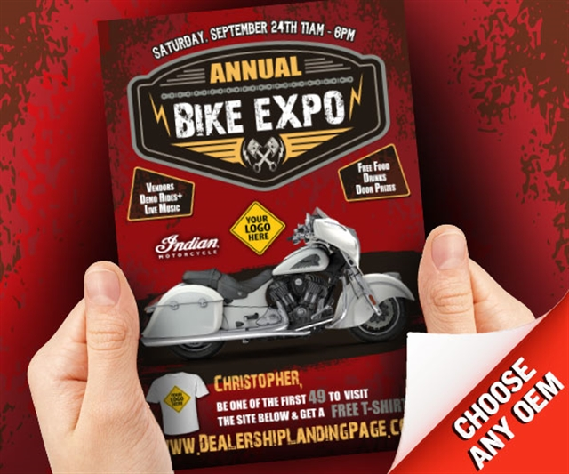Bike Expo Powersports at PSM Marketing - Peachtree City, GA 30269