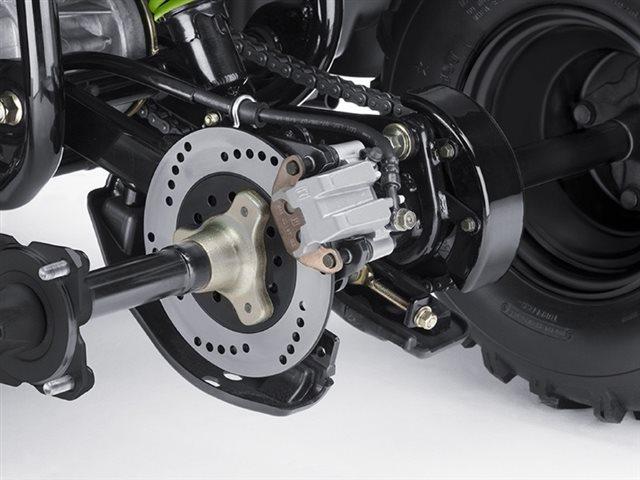 2017 Kawasaki KFX 90 at Brenny's Motorcycle Clinic, Bettendorf, IA 52722