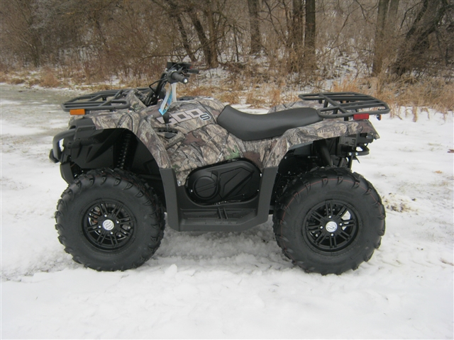 2019 CFMOTO CFORCE 500S True Timber Camo at Brenny's Motorcycle Clinic, Bettendorf, IA 52722