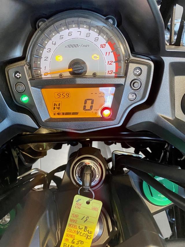2019 KAWASAKI KLE650FKFAX 650 LT at Shreveport Cycles