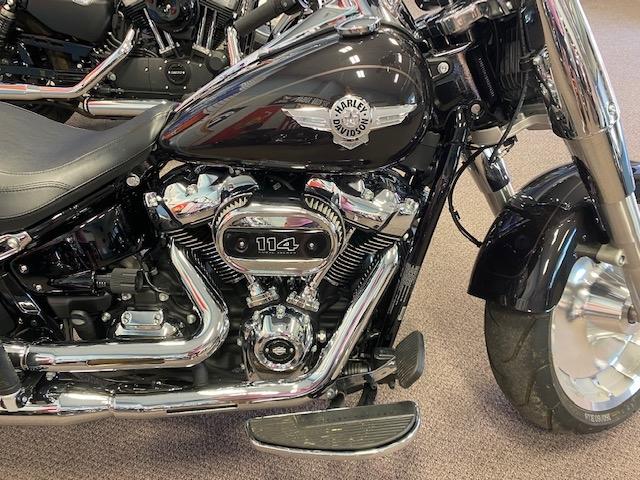 2021 Harley-Davidson Cruiser Fat Boy 114 at Carlton Harley-Davidson®