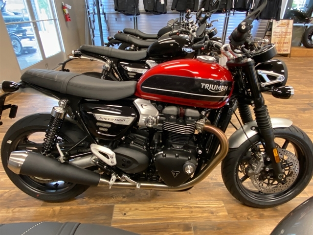 2020 Triumph Speed Twin Base at Youngblood RV & Powersports Springfield Missouri - Ozark MO