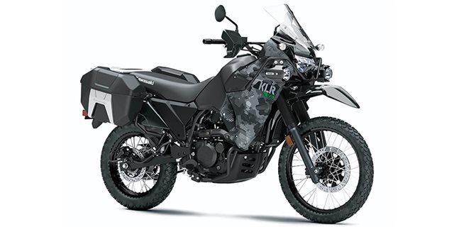 2022 Kawasaki KLR 650 Adventure at Brenny's Motorcycle Clinic, Bettendorf, IA 52722