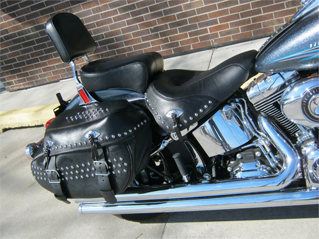 2015 Harley-Davidson Heritage Softail FLSTC at Brenny's Motorcycle Clinic, Bettendorf, IA 52722