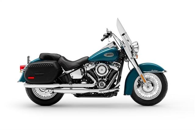 2021 Harley-Davidson Cruiser Heritage Classic at Texoma Harley-Davidson