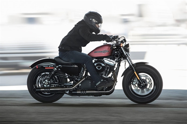 2019 Harley-Davidson Sportster Forty-Eight at Champion Harley-Davidson