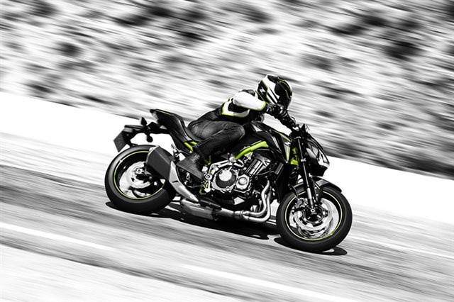2017 Kawasaki Z900 ABS at Wild West Motoplex