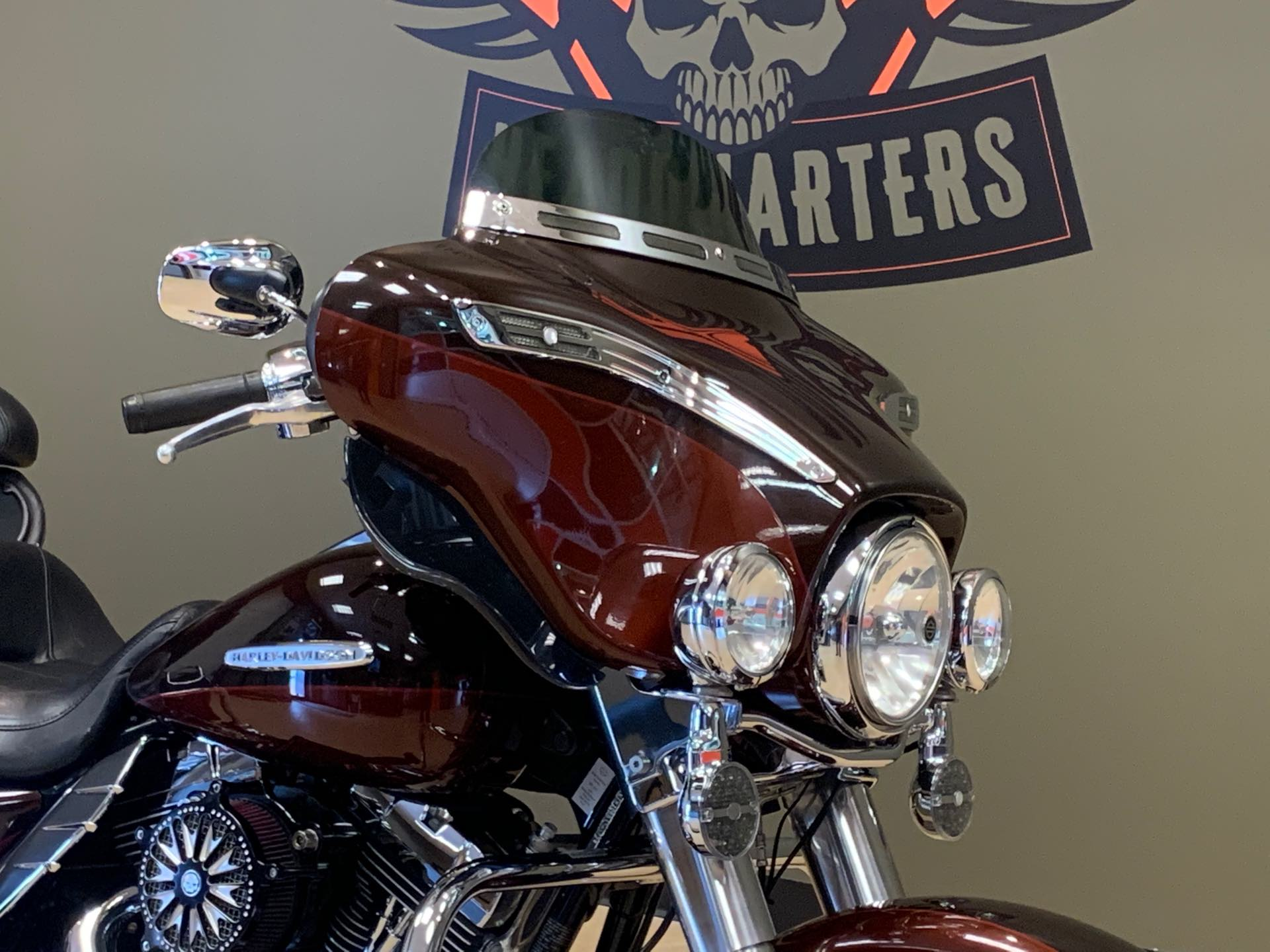 2011 Harley-Davidson Electra Glide Ultra Limited at Loess Hills Harley-Davidson