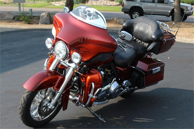 2010 Harley-Davidson Electra Glide CVO Ultra Classic at Aces Motorcycles - Fort Collins