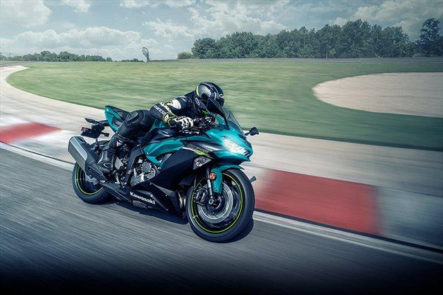2021 Kawasaki Ninja ZX-6R ABS at Extreme Powersports Inc