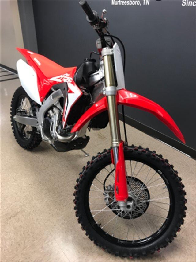 2019 Honda CRF 450RX at Sloan's Motorcycle, Murfreesboro, TN, 37129