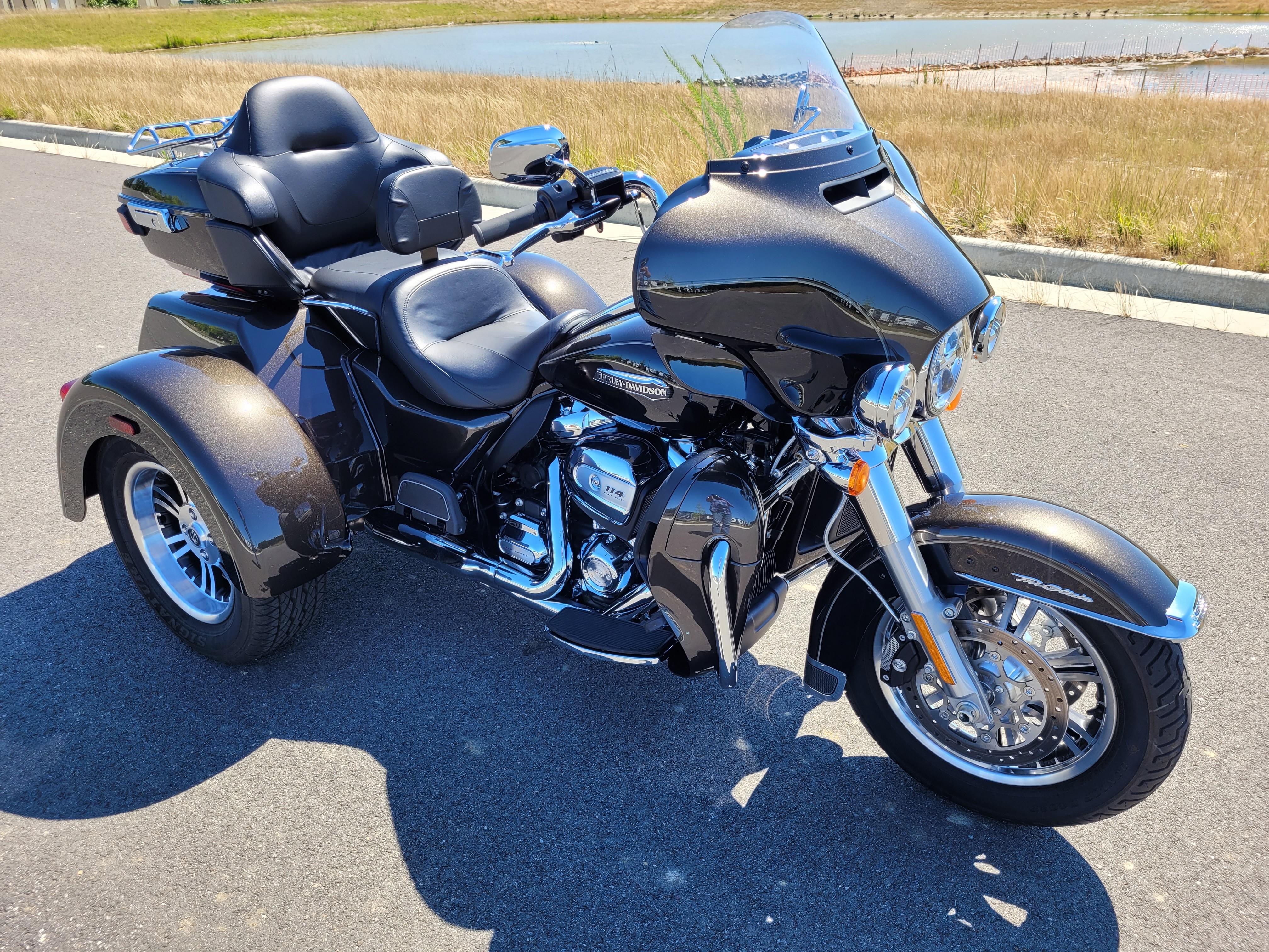 2020 Harley-Davidson Trike Tri Glide Ultra at Richmond Harley-Davidson