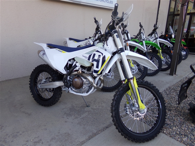 2018 Husqvarna FX 450 $170/Month at Power World Sports, Granby, CO 80446