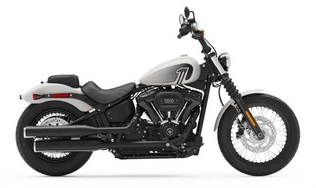 2021 Harley-Davidson FXBBS Street Bob 114 at Gasoline Alley Harley-Davidson (Red Deer)