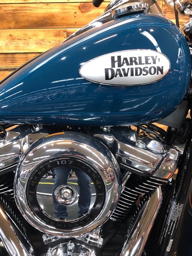 2021 Harley-Davidson Touring FLHC Heritage Classic at Holeshot Harley-Davidson