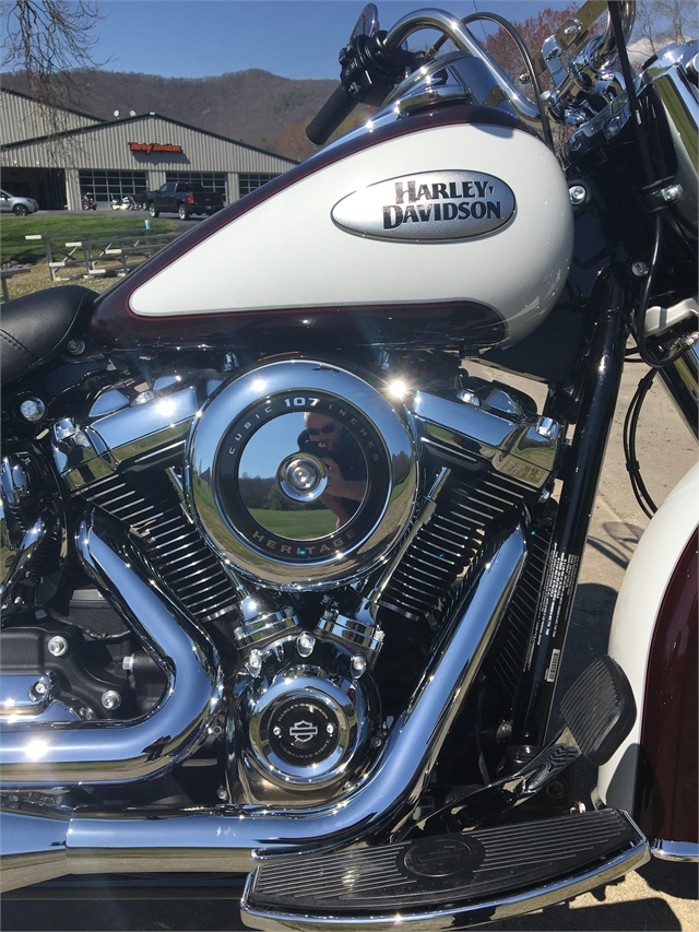 2021 Harley-Davidson Touring FLHC Heritage Classic at Harley-Davidson of Asheville