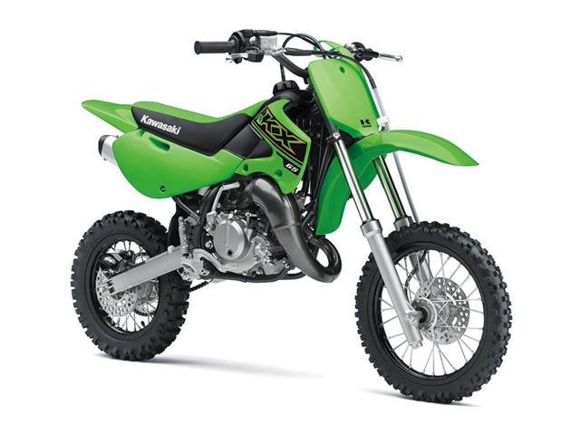 2021 Kawasaki KX 65 at Lynnwood Motoplex, Lynnwood, WA 98037